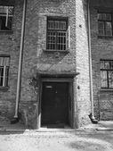 Concentratiekamp auschwitz, polen — Stockfoto