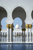 Abu Dhabi Grand Mosque — Stockfoto