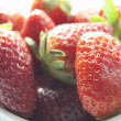 Fresh strawberry - Stockfoto