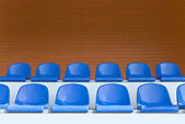 Stadium grandstand — Stock Photo