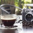 Beautiful coffee still life — Stock Photo #31582341