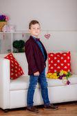 Little gentleman — Stock Photo