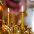 Church candles — Stock Photo #39476301