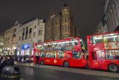 LONDON - DEC 7: Classic double decker bus, December 7, 2012 in — Foto Stock