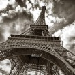 Tower Eiffel view from below — Stock Photo #35977011