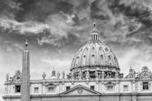 St. Peter's Basilica, Vatican, Rome — Stock Photo