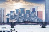 London's skyline — Stock Photo