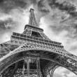 The Eiffel Tower from below — Stock Photo #40319863