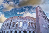 The colosseum, Rome, Italy — Stock Photo