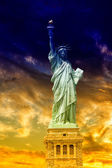 The Statue of Liberty, NYC — Stock Photo