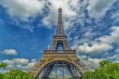 Tower Eiffel — Stock Photo