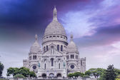 The Sacre Coeur in Paris — Stok fotoğraf