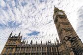 Westminster Palace and Big Ben — Stok fotoğraf