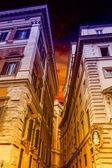 Palacios política en roma — Foto de Stock