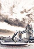 Beautiful view of Tower bridge — Stock Photo