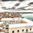 The Ducal Palace from above — Stock Photo #49090201