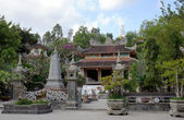 Temple of the Buddha, Vietnam, Nha Trang, Pagoda. — Foto Stock
