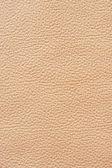 Beige leather background — Stock Photo