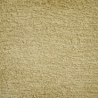 Stock Photo: Texture of beige plaster on wall