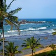 Tropical beach in Sri Lanka — Stock Photo #36729201