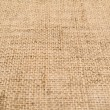 Hessian burlap cloth texture background — Stock Photo #25151381