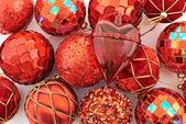 Festive Christmas background — Photo
