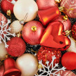 Stock Photo: Festive Christmas background