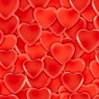 Seamless heart background pattern — Stock Photo #29309197