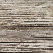Cracked and shabby wooden surface — Stock fotografie