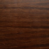 Brown varnished wood fragment — Stock Photo