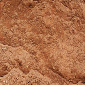Brown sand grit — Stock Photo