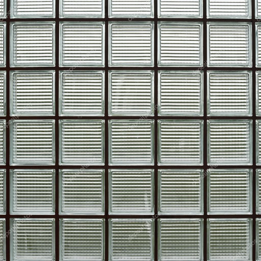 Fragment de mur de brique verre photographie exopixel for Pave de verre exterieur