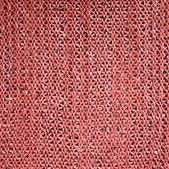 Knitted pink cloth fragment — Stock Photo