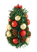 Small christmas tree decoration — Stock Photo