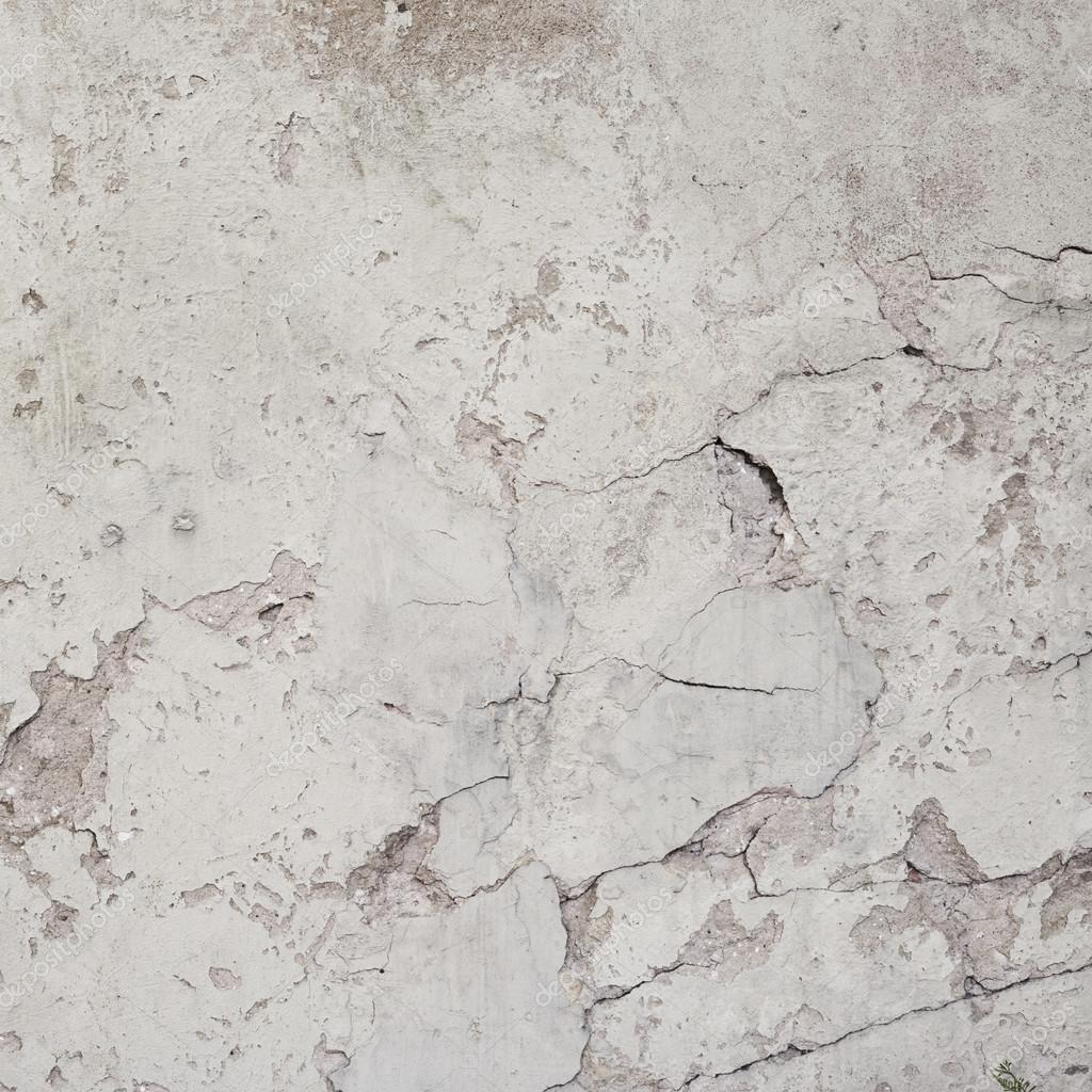 Old cracked white wall surface — Stock Photo © exopixel ...