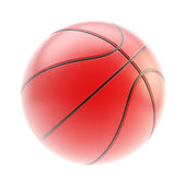 Basketball ball render isolated — Stock Photo