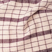 Checkered fragment of cloth — Stock Photo