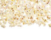 Surface couverte de pop-corn — Photo