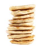 Stapel von pfannkuchen — Stockfoto