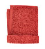 Folded terry towel — Stock Photo
