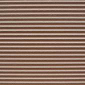 Shopwindow brown plastic blinds — Stock Photo