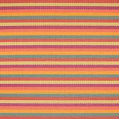 Striped wicker mat fragment — Stock Photo