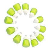 Multiple bulbs — Stock Photo