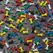 push pins — Stockfoto #24381719