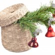 Holiday decoration — Stock Photo #34222235