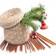 Stockfoto: Holiday decoration