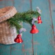 holiday decoration — Stock Photo
