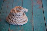 Rope isolated — Stock Photo
