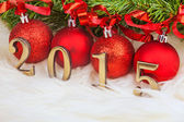 New year 2015 — Stock Photo