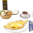 Armenian khachapuri — Stock Photo